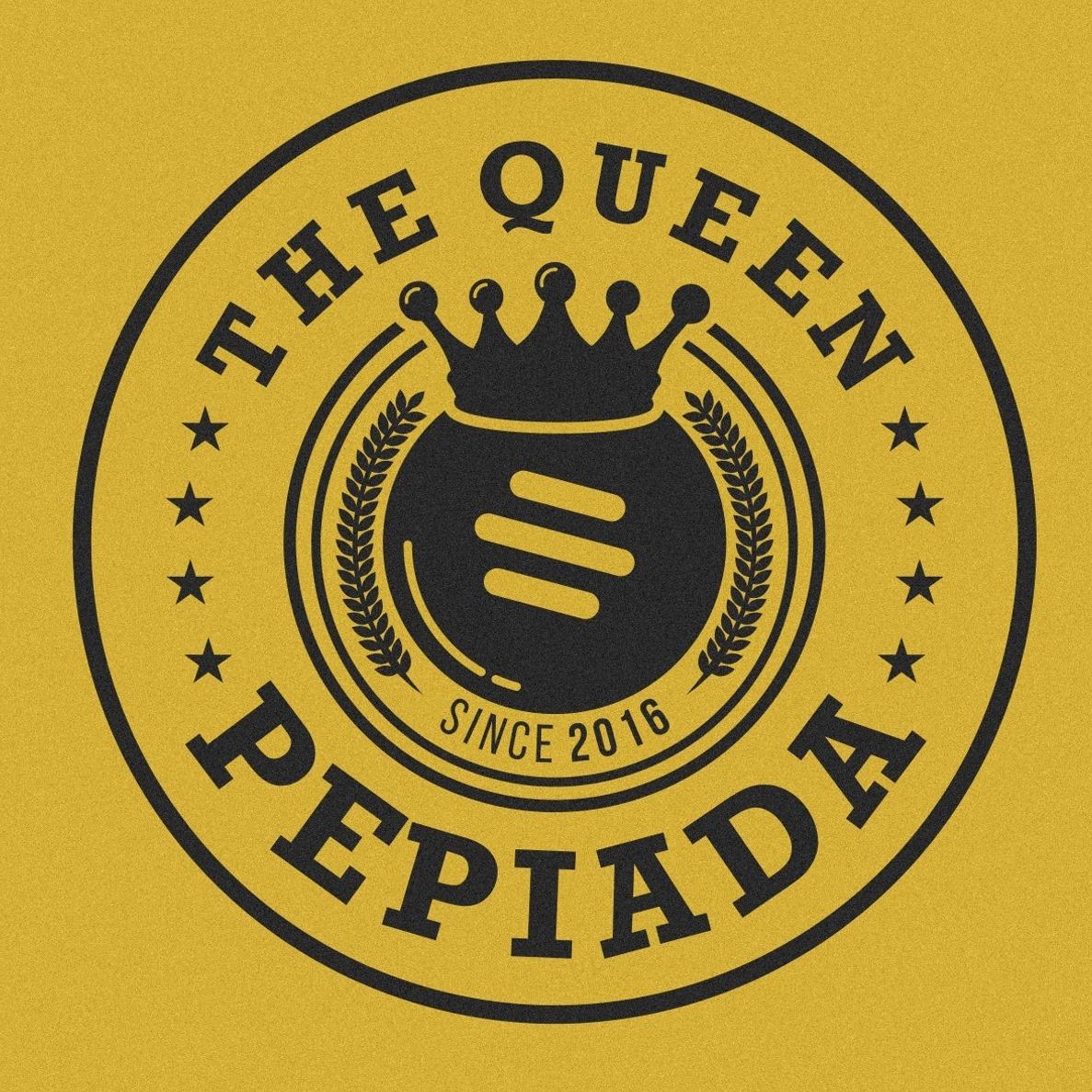 The Queen Pepiada logo