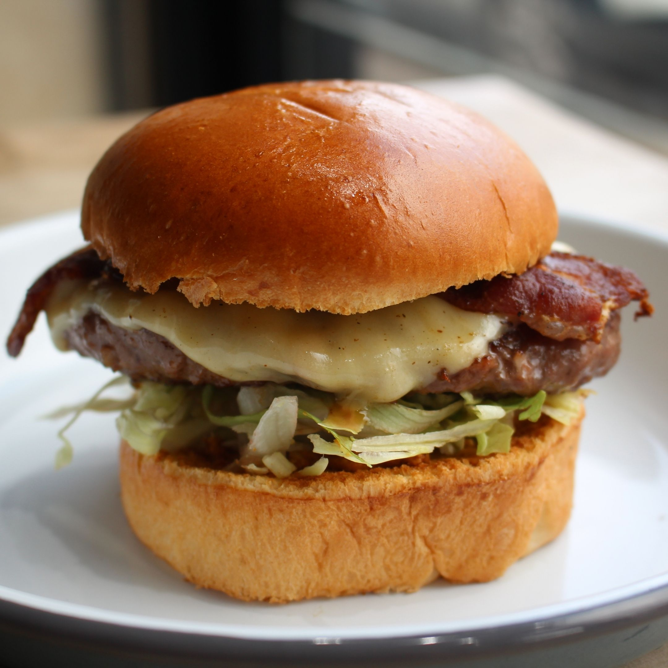 Got Beef Cardiff Burger
