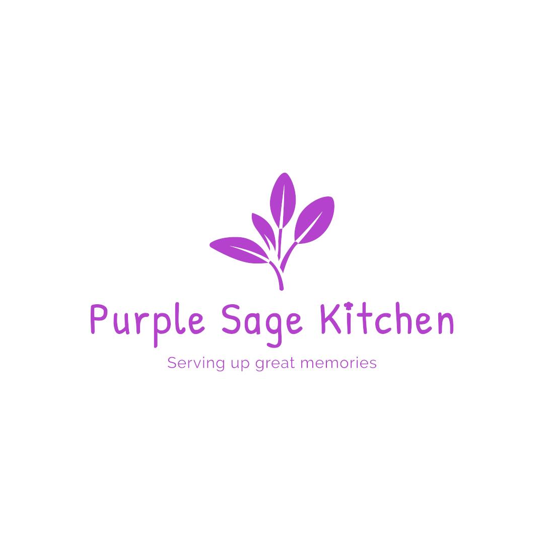 Purple Sage Kitchen Logo