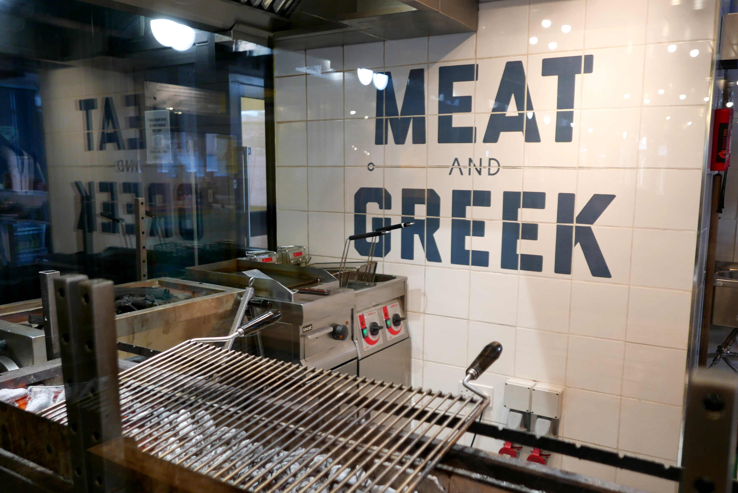 Meat and Greek Restaurant