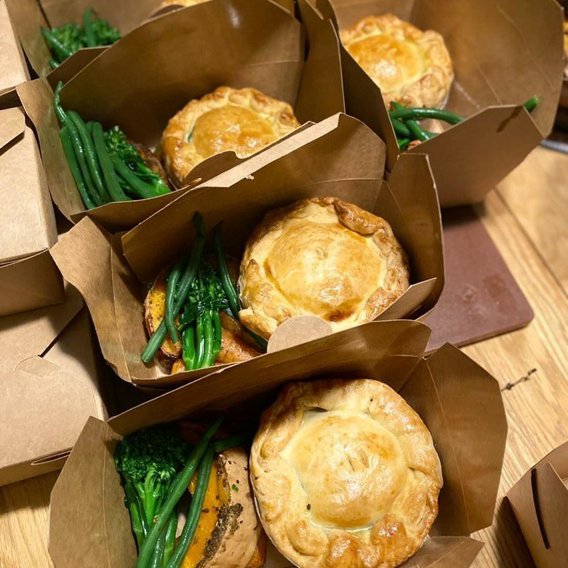 Private Chef Christos Pies