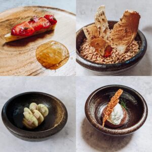 Various Dishes from Nordik Kitchen